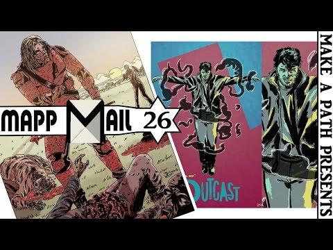 MAPP Mail 26: DOOMSDAY KINGDOM (NEW Zombie Comic Book)