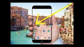 خدعة جميلة لجعل هاتفك الاندرويد وكانه شفاف !!!!