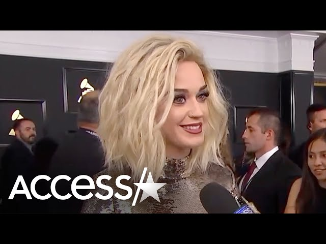 Grammys 2017: Katy Perry On The Meaning Behind 'Chained To The Rhythm'