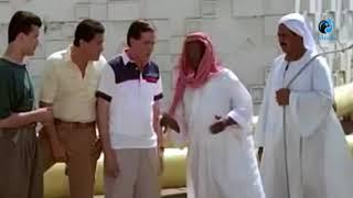 سعيد  صالح يوصل  مصر باجمل  فى لقطه تاريخيه
