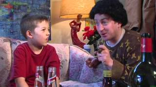 Drinking With Ian Short: Kids Say The Darnedest Things.. When They're Drunk.