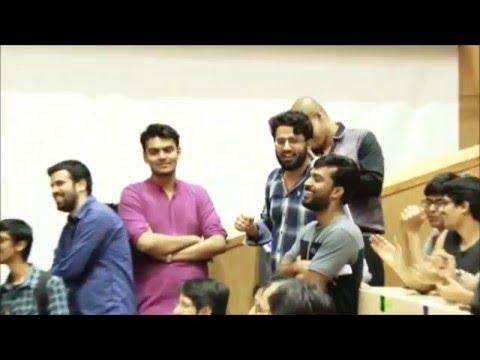 Tarek Fatah - Urdu and Indian Muslim (Q&A) at IIT Bombay