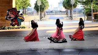 Ambarsariya Truffle Butter |Dance Cover| Vidya Vox| Nicki Minaj