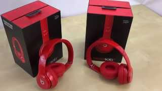 Beats by Solo 2 vs Fake Solo 2   How to Tell The Differences   Real Vs. KnockOffs by Dr.Dre