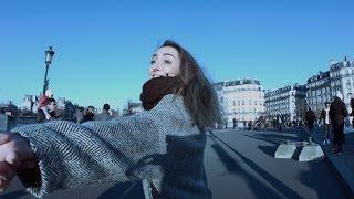 参赛作品《une journee d'amour 》法语原音中文字幕版多处巴黎美丽实景拍摄