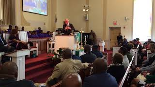 Murphy speaks at church after signing executive order