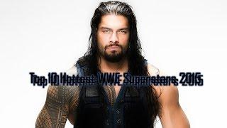 Top 10 Hottest WWE Superstars 2015