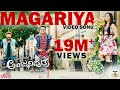 Anjaniputhraa - Magariya (Video Song) | Puneeth Rajkumar, Rashmika Mandanna | A. Harsha