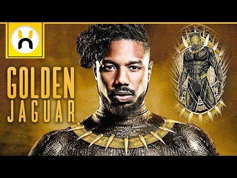 Xxx Mp4 The Golden Jaguar Suit Explained Black Panther 3gp Sex