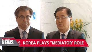 S. Korean president