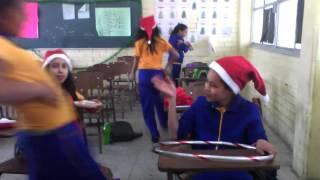 La curva escuela fray Servando 👍😂 6-c