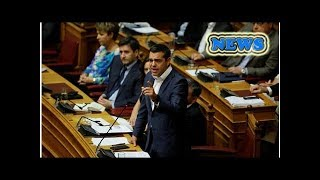 News Greece, Macedonia to sign name change accord June 17: Greek ministry