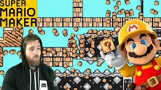Casually Impossible [the Z7] - Super Mario Maker [GAMEPLAY]