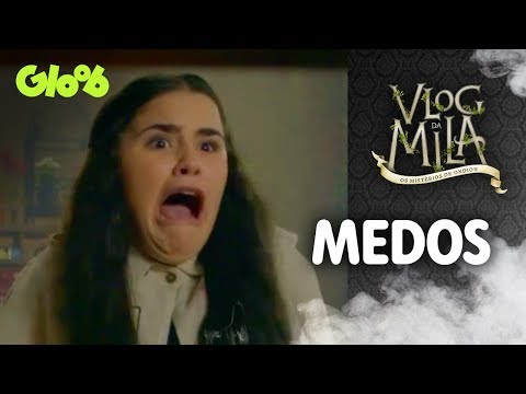 Medos | EP.3 | Vlog da Mila | Gloob