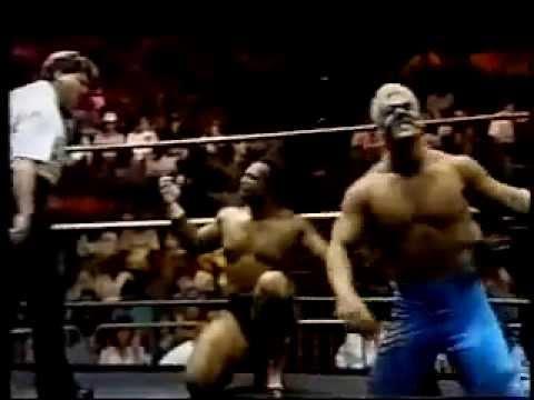 PH 6/30/89- Sting vs Ron Simmons