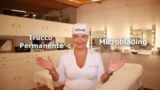 Differenze tra Microblading e Trucco Permanente?