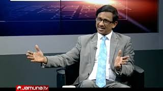 IDLC's CEO & MD Arif Khan's interview on Financial Industry | Jamuna TV | 2019