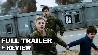 The Fifth Wave Official Trailer + Trailer Review - Chloe Moretz 2016 : Beyond The Trailer