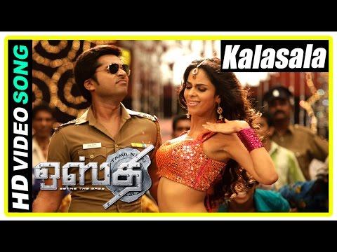 Osthi Tamil Movie Scenes   Kalasala song   Nasser hospitalised   Jithan Ramesh works for Sonu Sood