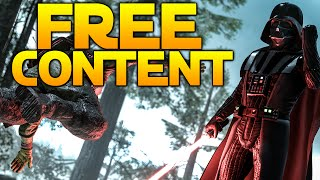 Star Wars Battlefront News: FREE CONTENT INCOMING SOON!