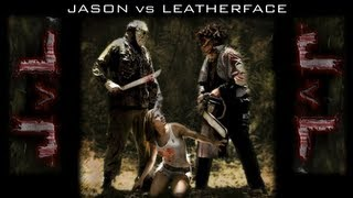 Jason Voorhees vs Leatherface (2010) Horror Fan Film directed by Trent Duncan