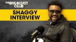 Shaggy Talks His Inner Circle, Real Reggae, Realizing His Purpose + More