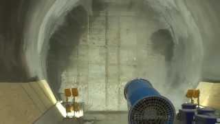 Crossrail Tunnelling: TBM Elizabeth breaks through into Liverpool Street