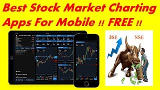 Best Stock Market Charting Apps For Mobile !! FREE !! FREE