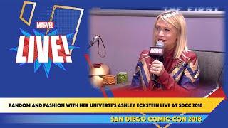 Ashley Eckstein Her Universe