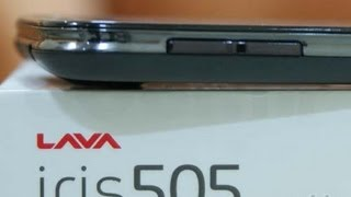 Lava Iris 505 review, unboxing, performance and Benchmark