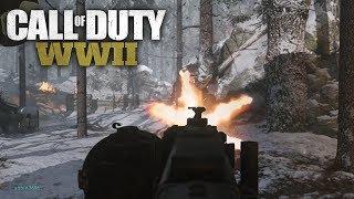 DRAW! (Call Of Duty WW2 PC Beta #9)