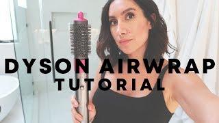 DYSON AIRWRAP TUTORIAL | Jen Atkin