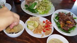 Tasting Ta Khmao Night Food - Travel To The South Of Phnom Penh