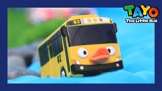 Tayo Five little ducks l Tayo Nursery Rhymes l Tayo the Little Bus