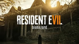 Resident evil 7,probando el juego(3 pat) (sin comentarios)