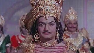 Daana Veera Soora Karna || Jayeebhava Vijayeebhava Video Song || NTR, Sarada