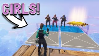 How To Scam GIRL Scammers! (Scammer Gets Scammed) In Fortnite Save The World Pve