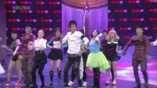 [101225] 2010 KBS Entertainment Awards - Hoot