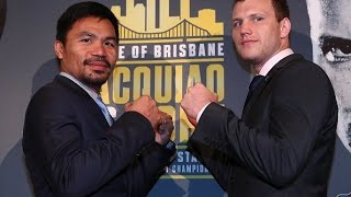 Manny Pacquiao vs Jeff Horn NEARLY SOLD OUT!!!