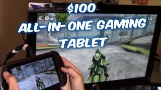 1 BEST VALUE ANDROID TABLET FOR GAMING GPD Q9 ROOTED!!!