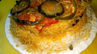 Maqlooba saudi rice dish recipe chicken maqlooba with less oil 2 months ago forumfinder Choice Image