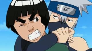 Naruto Shippuden Episode 241 Review- Young Kakashi Vs Young Guy!! ナルト- 疾風伝