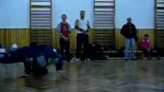 Bboy Tomi short demo