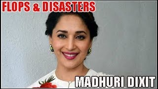 Madhuri Dixit Flop Films List : Biggest Bollywood Flops & Disasters 🎥 🎬
