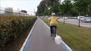 Bicycling to Karşıyaka-Izmir