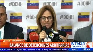 Más de 160 uniformados han sido encarcelados por el régimen de Maduro