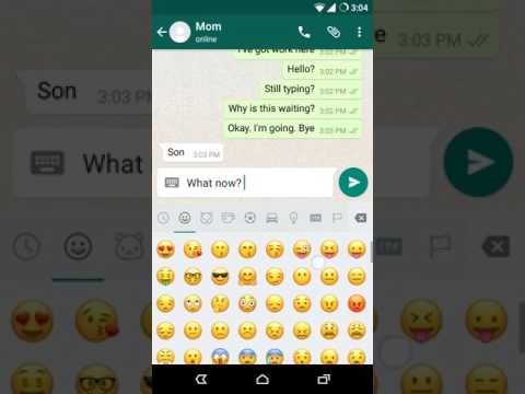 Download Mom chat with son (https://www.facebook.com/mathukuttyxavier/videos/1532854800073140/)