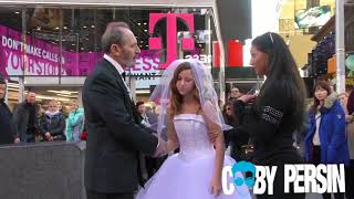 65 Year Old Man Marries 12 Year Old Girl! Child Marriage Social Experiment