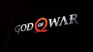 Opening conférence Playstation E3 2016 : God of War main theme