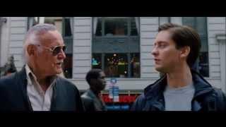 Stan Lee Marvel Movie Cameos HD